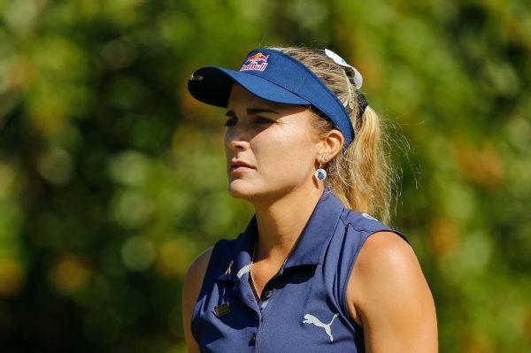 Lexi Thompson leads CME Group Tour Championship by 3 shots