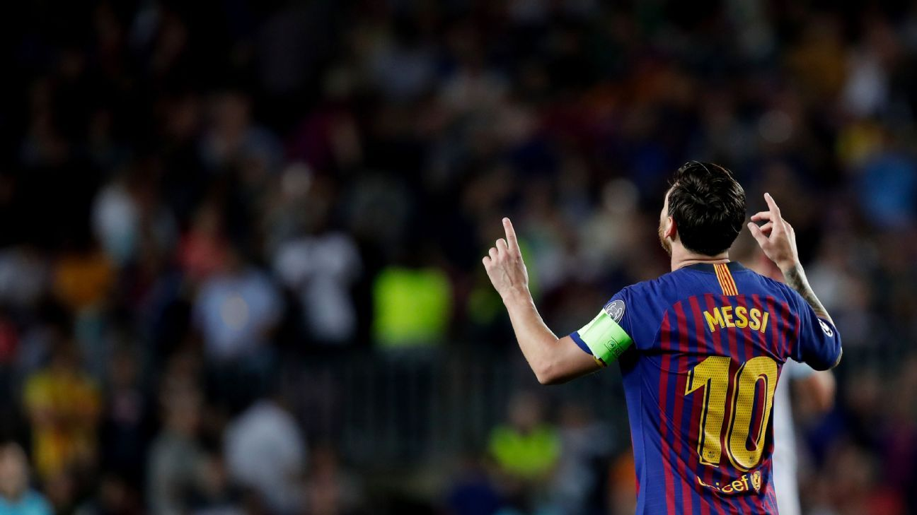 How jaded fans can still appreciate Lionel Messi on the 15th anniversary of his Barca debut