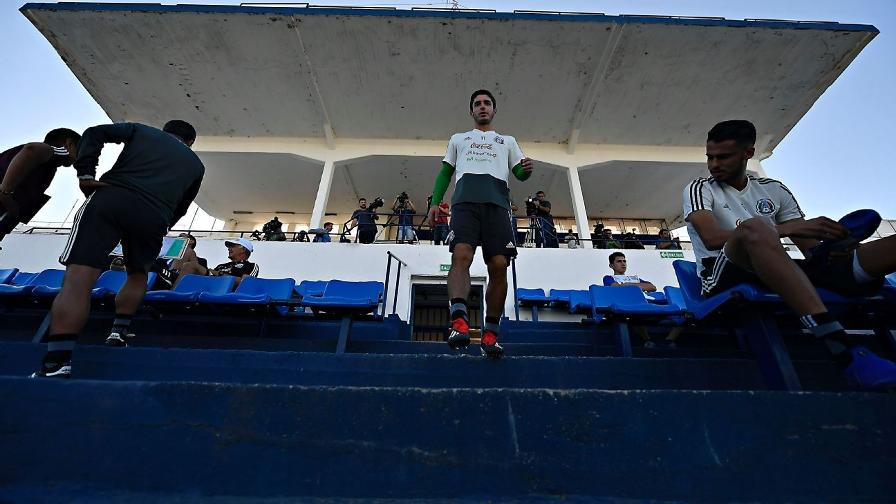 México regresa al estadio donde Alemania lo goleó, hace décadas