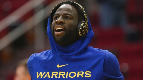 How Draymond Green, Kevin Durant and the Warriors move forward