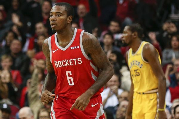 Mike D'Antoni: Rockets rookie Gary Clark 'deserves' our confidence