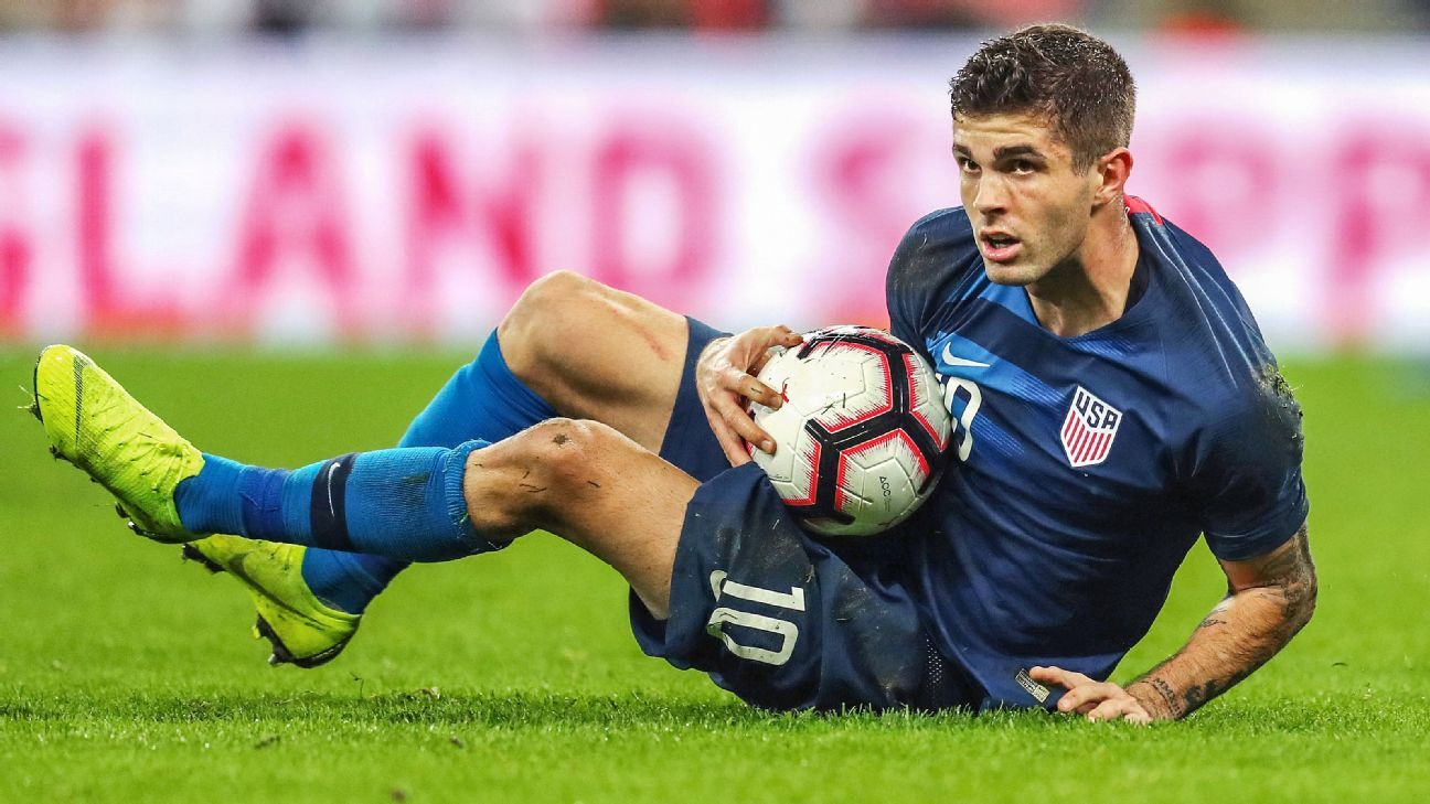 Christian Pulisic's anger over England loss a good thing for U.S. - it shows he cares
