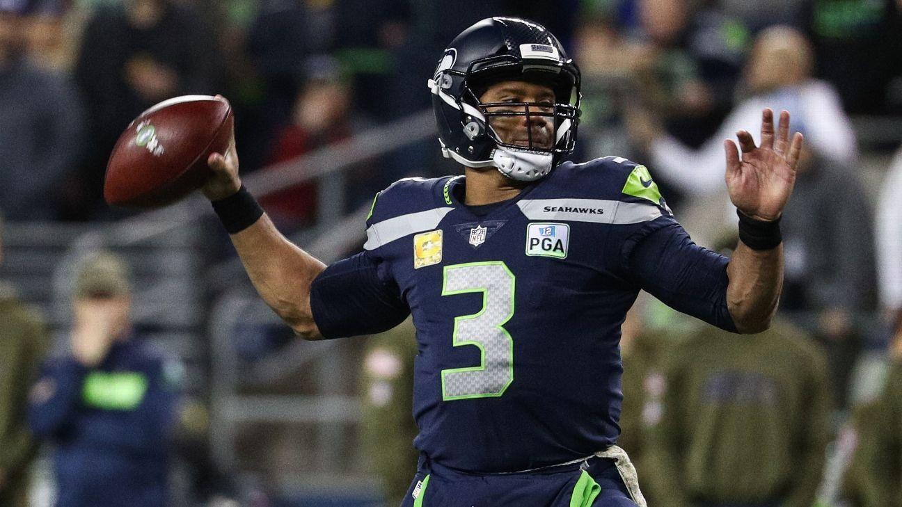 NFL: No duelo contra Aaron Rodgers, Russell Wilson lidera virada dos Seahawks sobre os Packers e segue na briga pelos playoffs