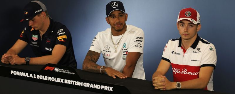 Lewis Hamilton wary of 2019 threat from Max Verstappen and Charles Leclerc