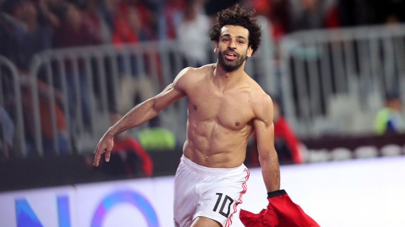 Late Mohamed Salah strike sees Egypt past Tunisia