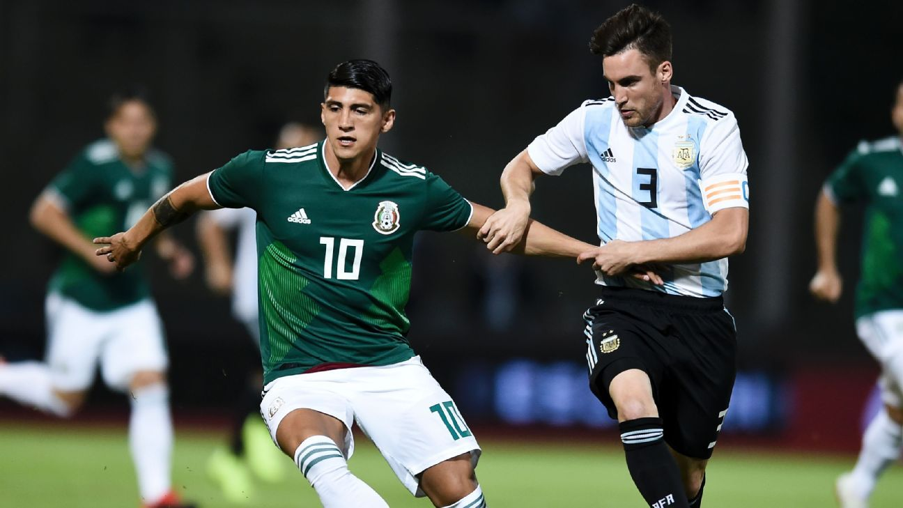 Ricardo Ferretti: Mexico has a lot of work to do after Argentina loss