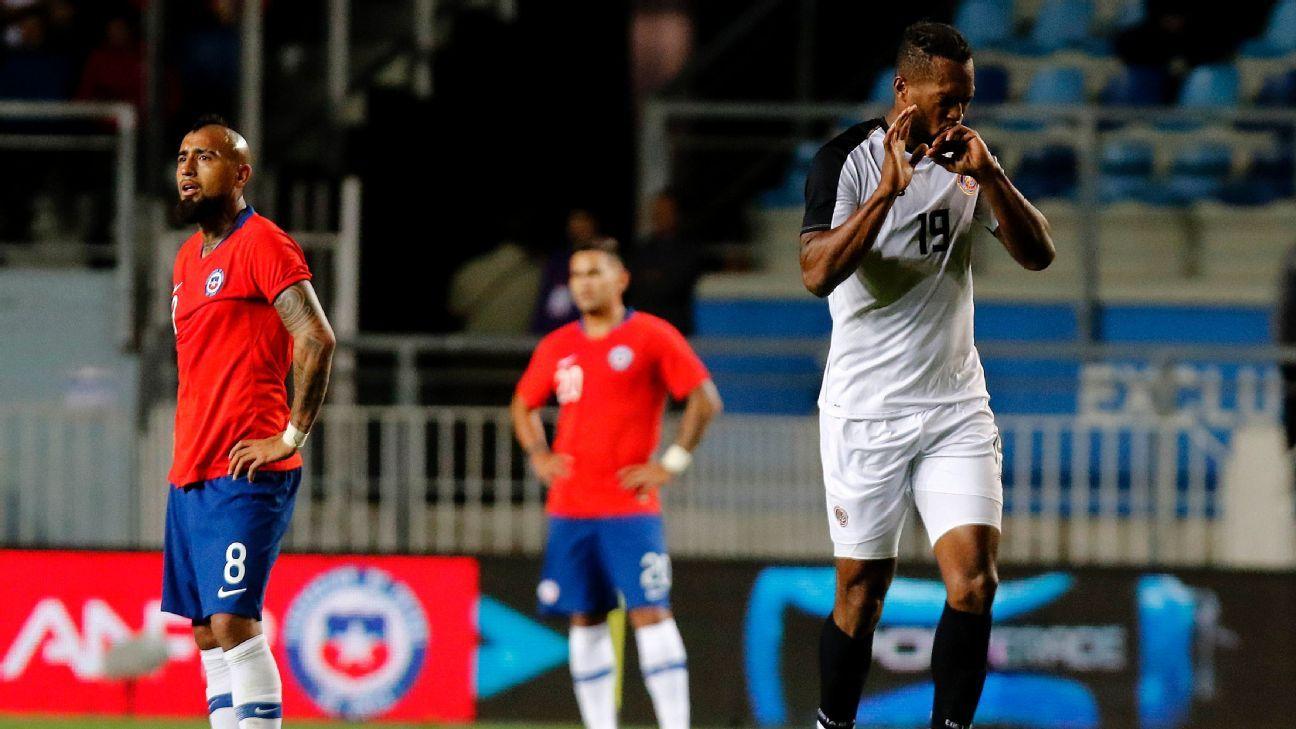 Copa América 2019: Chile no será cabeza de serie
