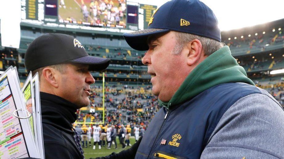 Seis entrenadores de la NFL que están en la cuerda floja