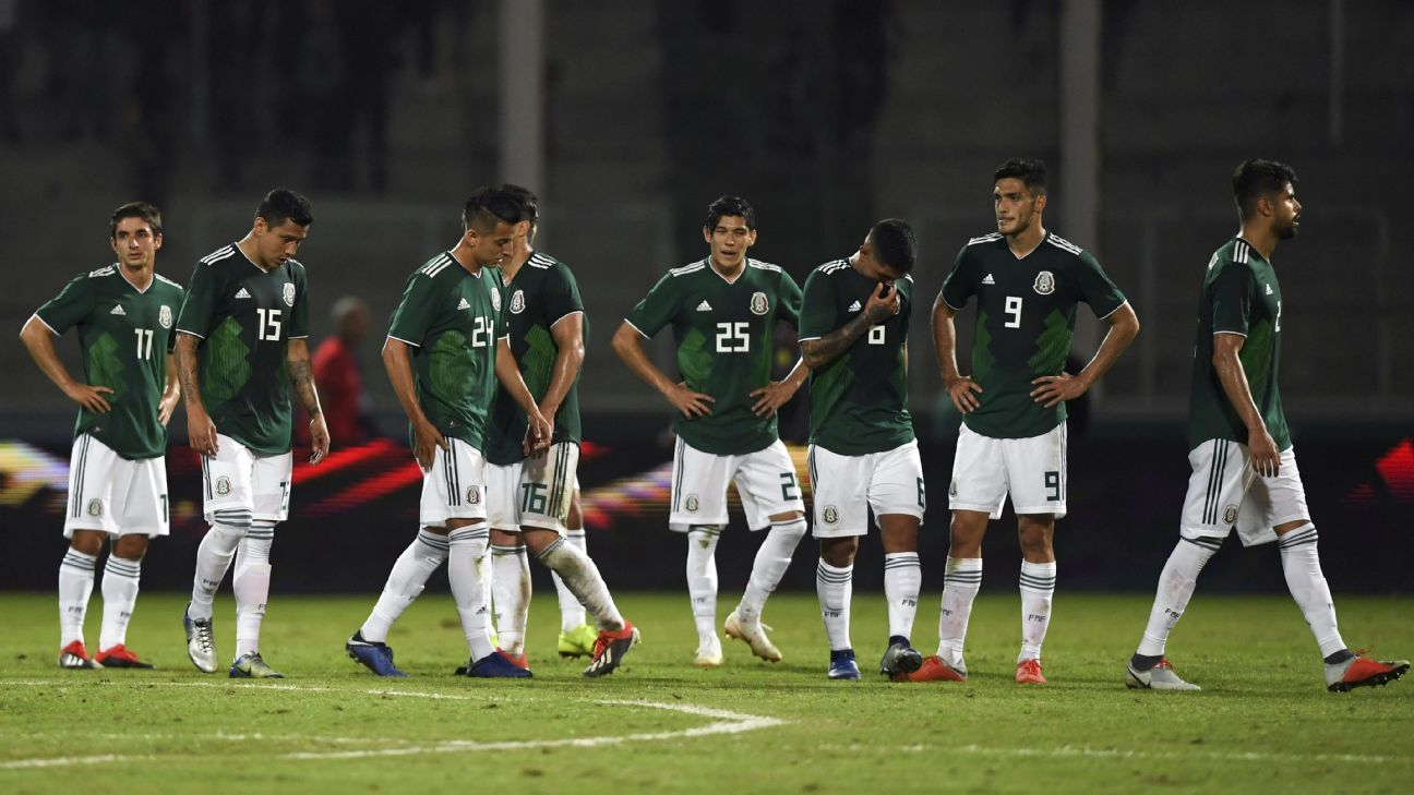 Mexico struggles in Argentina loss; Paulo Dybala's drought continues