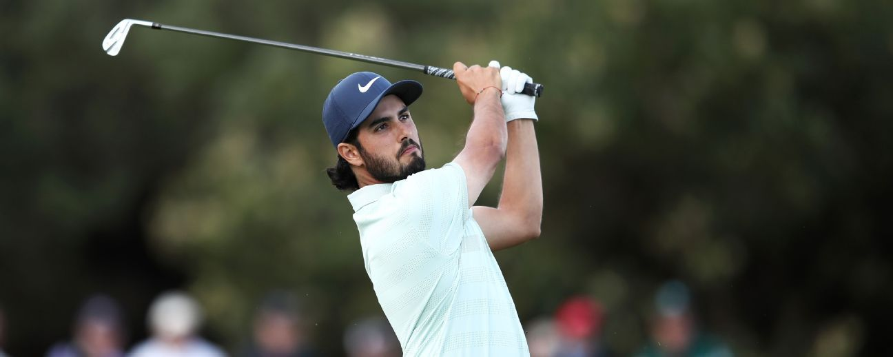 Abraham Ancer commands third round Australian Open lead