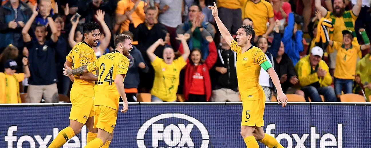 Australia save draw with South Korea but handed Asian Cup wake up