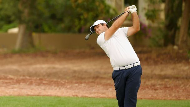 Patrick Reed and Danny Willett storm ahead at DP World Tour Championship in Dubai