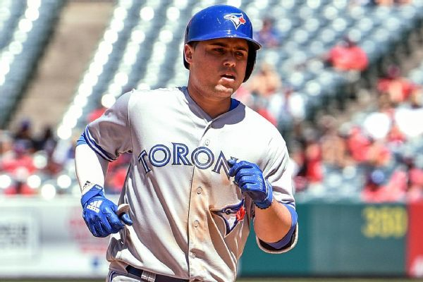 Astros acquire Aledmys Diaz in trade with Blue Jays
