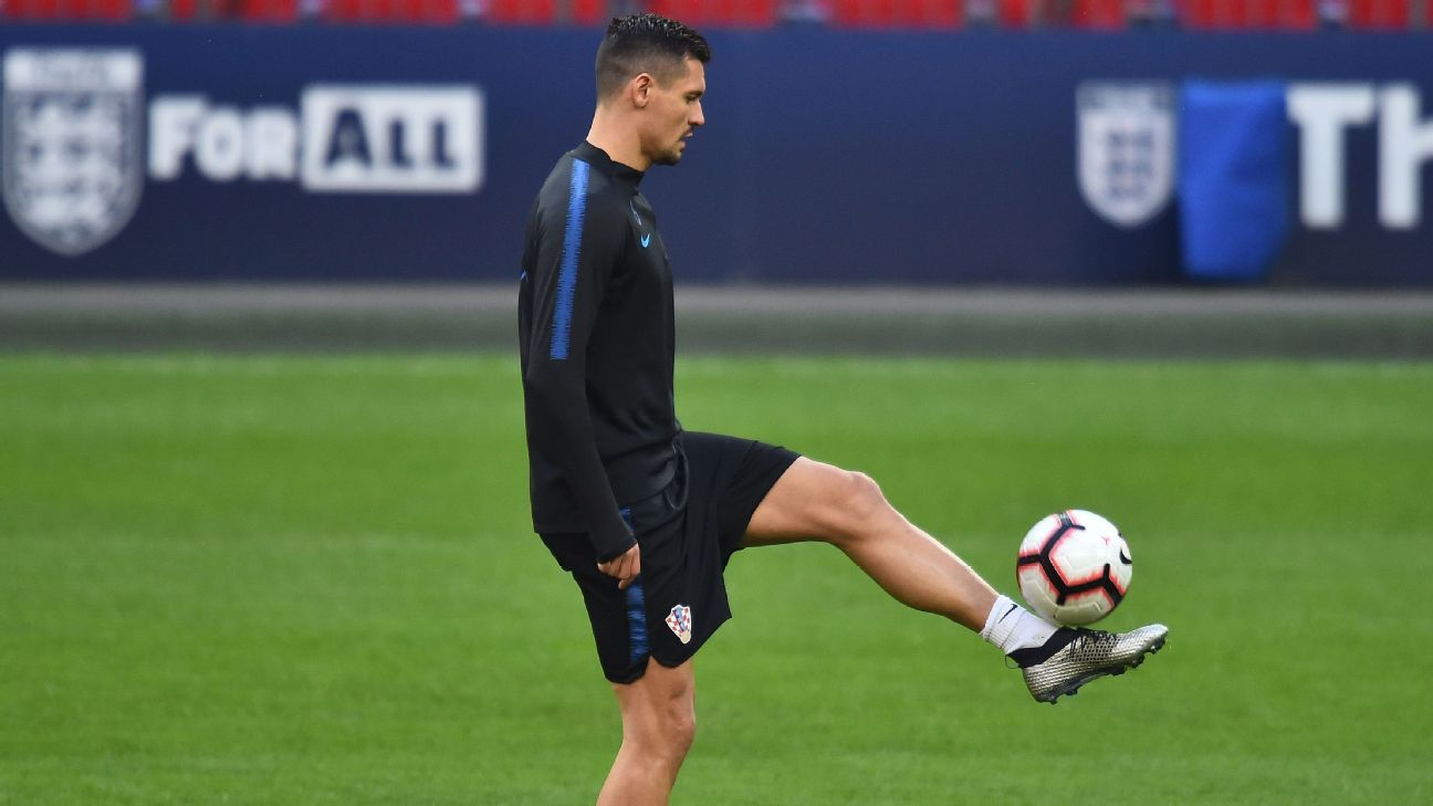 Liverpool's Dejan Lovren faces talks with Croatia boss over Sergio Ramos video