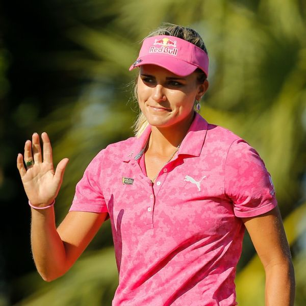 Lexi Thompson carries 3-shot lead into final round of LPGA Tour finale