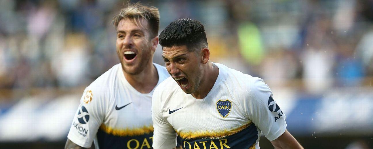 Antes de River, Boca venció a Patronato