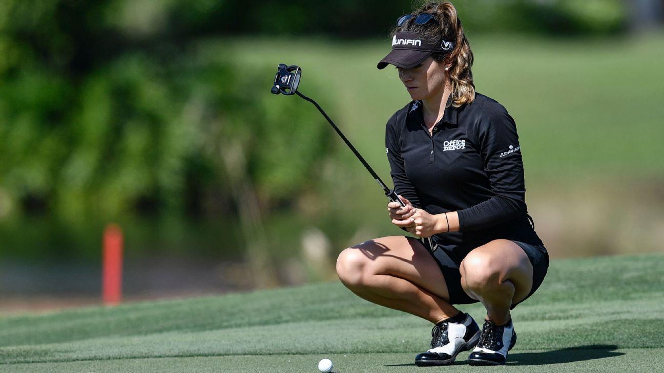 Golfista mexicana Gaby López es octava en Tour de Campeonato 2018 de LPGA