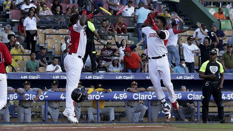 Cordero se viste de héroe en victoria de Leones sobre Águilas en Dominicana
