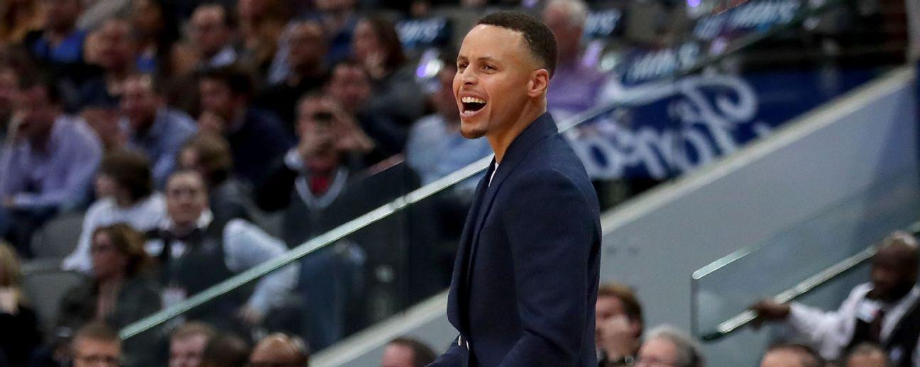Stephen Curry, 'extremadamente orgulloso' de cómo los Warriors han manejado el drama Durant-Green