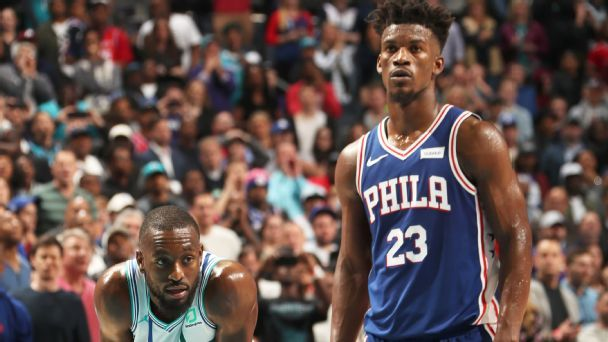 Performance in close games continues to divide Hornets, Sixers