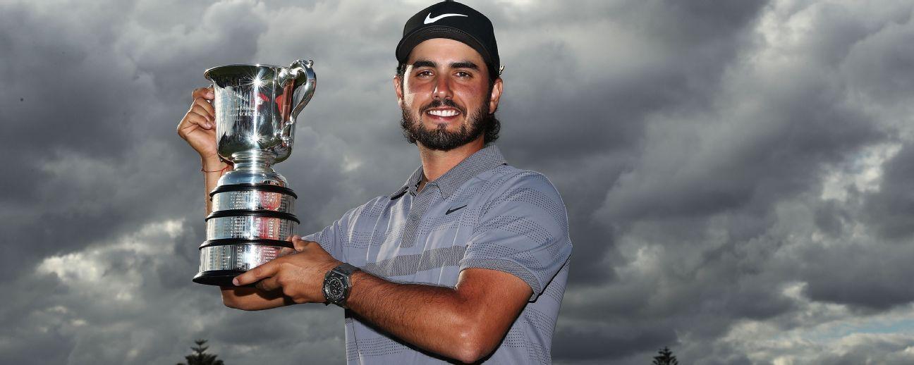 Abraham Ancer claims historic Australian Open win