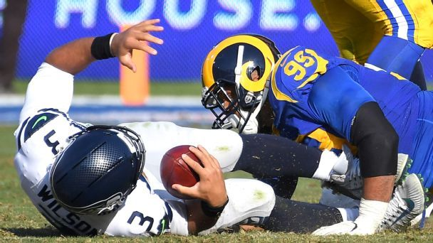 Aaron Donald is the NFL's most dominant player ... and it's not close