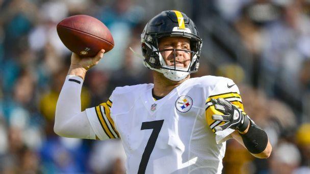 NFL Week 11 takeaways: Steelers, Texans pad division leads