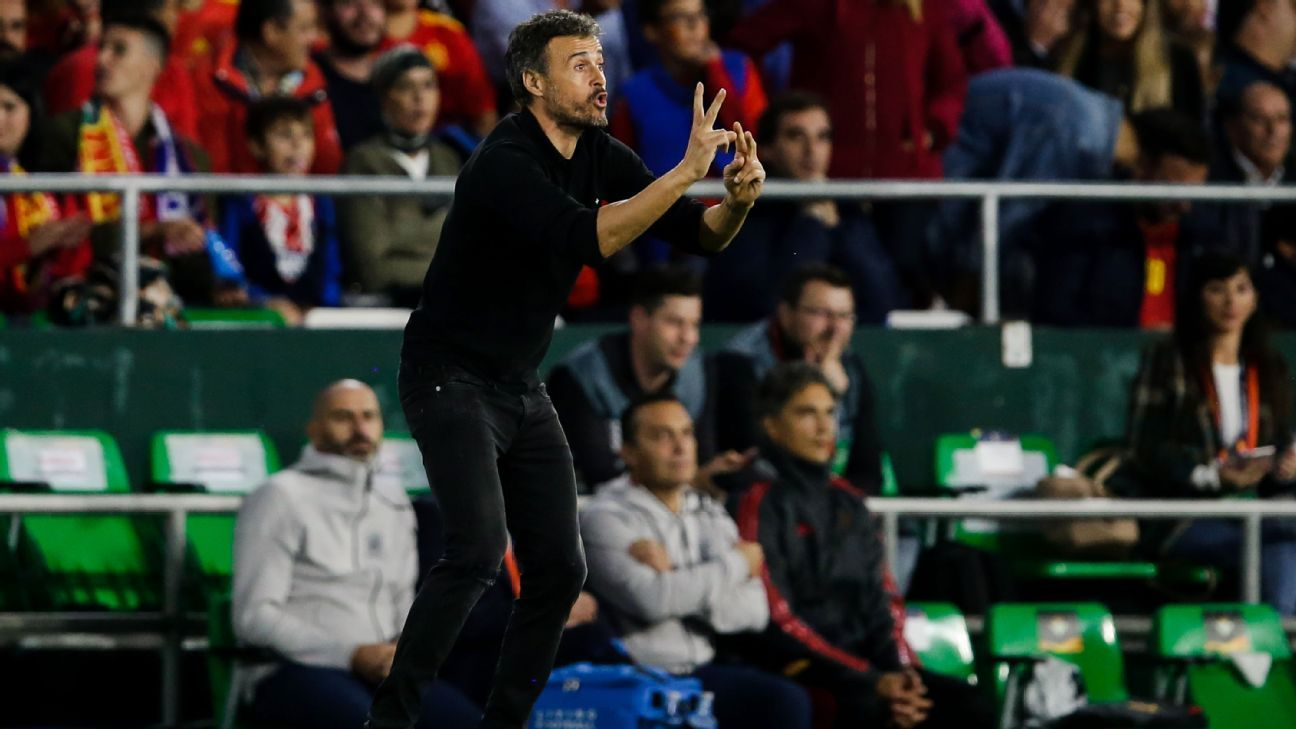 Luis Enrique seguirá sin dirigir a España por problemas familiares