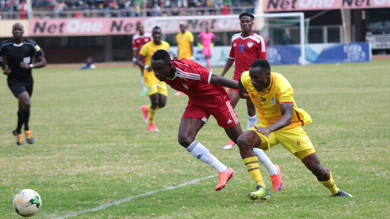 Zimbabwe miss chance to book AFCON ticket vs. Liberia
