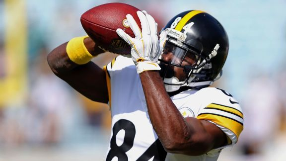 Watch: Big Ben's 70th TD pass to Antonio Brown goes for 78 yards