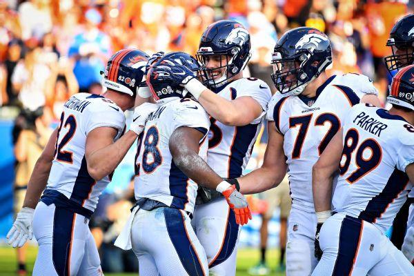 Keenan Allen gives Broncos no credit for comeback: 'We dominated'