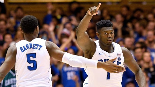 NBA mock draft: New risers and fallers in the lottery