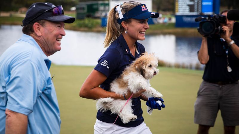 Dogged determination pays dividends for Lexi Thompson, Ariya Jutanugarn