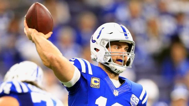 Overreacting to NFL Week 11: Andrew Luck for MVP?