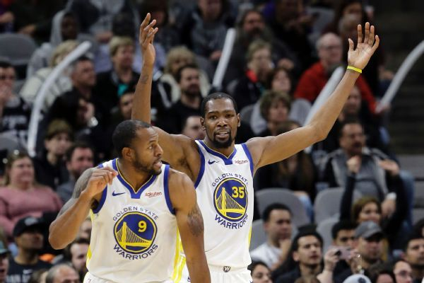 Steve Kerr: Warriors now in 'the real NBA' after dreaming for years