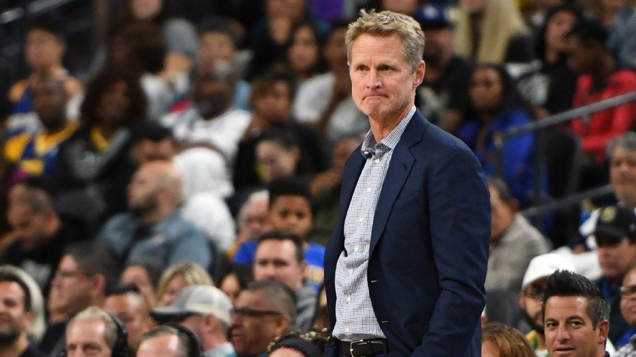 Kerr: 'Ahora estamos en la NBA real; acabó el sueño'