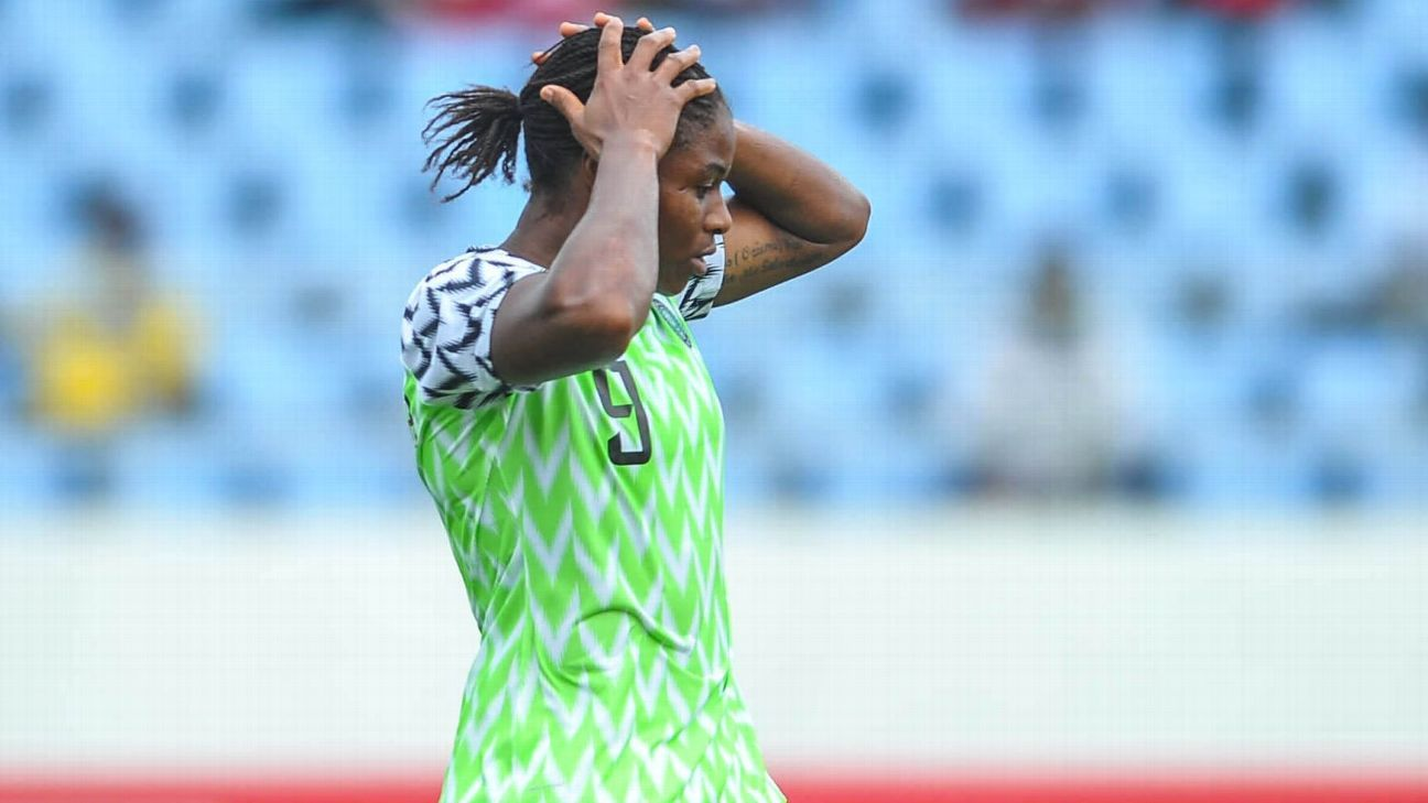 Nigeria's AWCON loss against Banyana comes as no surprise