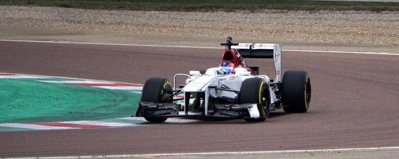 Tatiana Calderon completes second Formula One test for Sauber