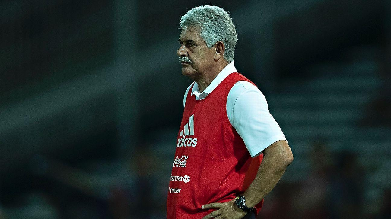 México, con Ferretti al frente, quiere cerrar con buenas notas el 2018