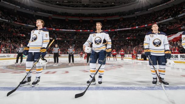 Will the surprising Sabres make the playoffs this season?