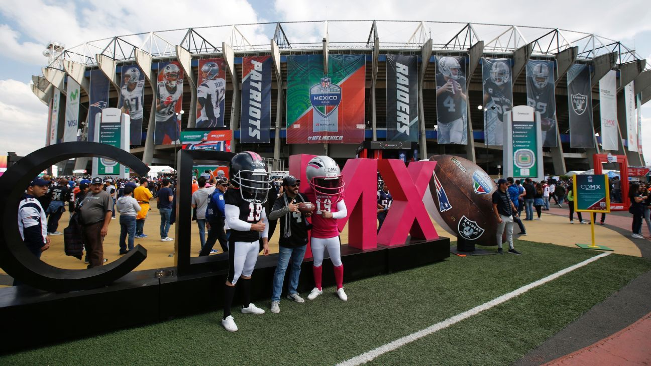 Roger Goodell descarta sedes alternas para la NFL en México
