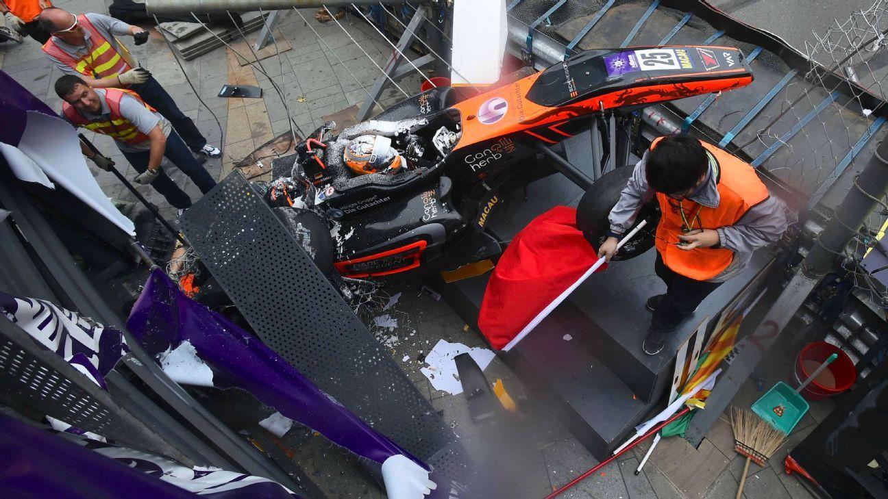 Sophia Floersch, operada con éxito tras violento accidente de F3