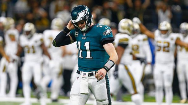 Best and worst QBs of Week 11: Inside Carson Wentz's worst game ever
