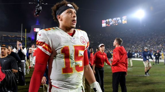 Chiefs still in control of playoff destiny despite loss to Rams