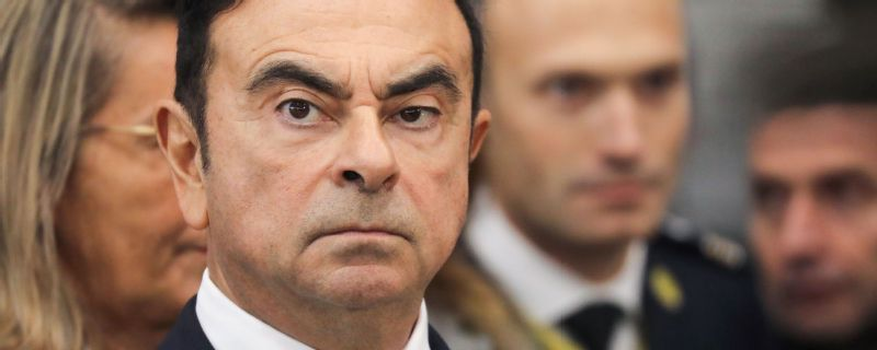 Renault CEO Carlos Ghosn expected to be sacked following arrest in Japan