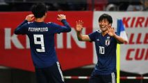 Japan breeze past Kyrgyzstan to win final Asian Cup warm-up