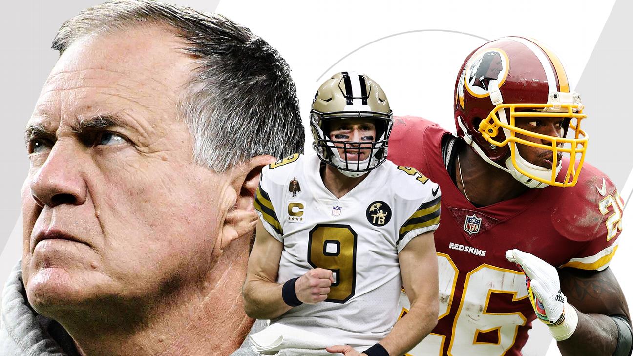 Los Power Rankings de la NFL después de la Semana 11 de acción