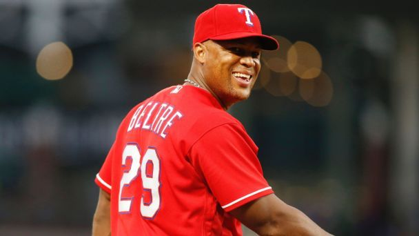 Intense and eccentric, no one had more fun than Adrian Beltre