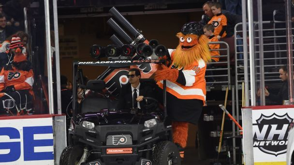 The kid who fought Gritty is the best player in the world this week