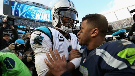 Panthers' need to draft QB goes beyond Cam Newton's shoulder